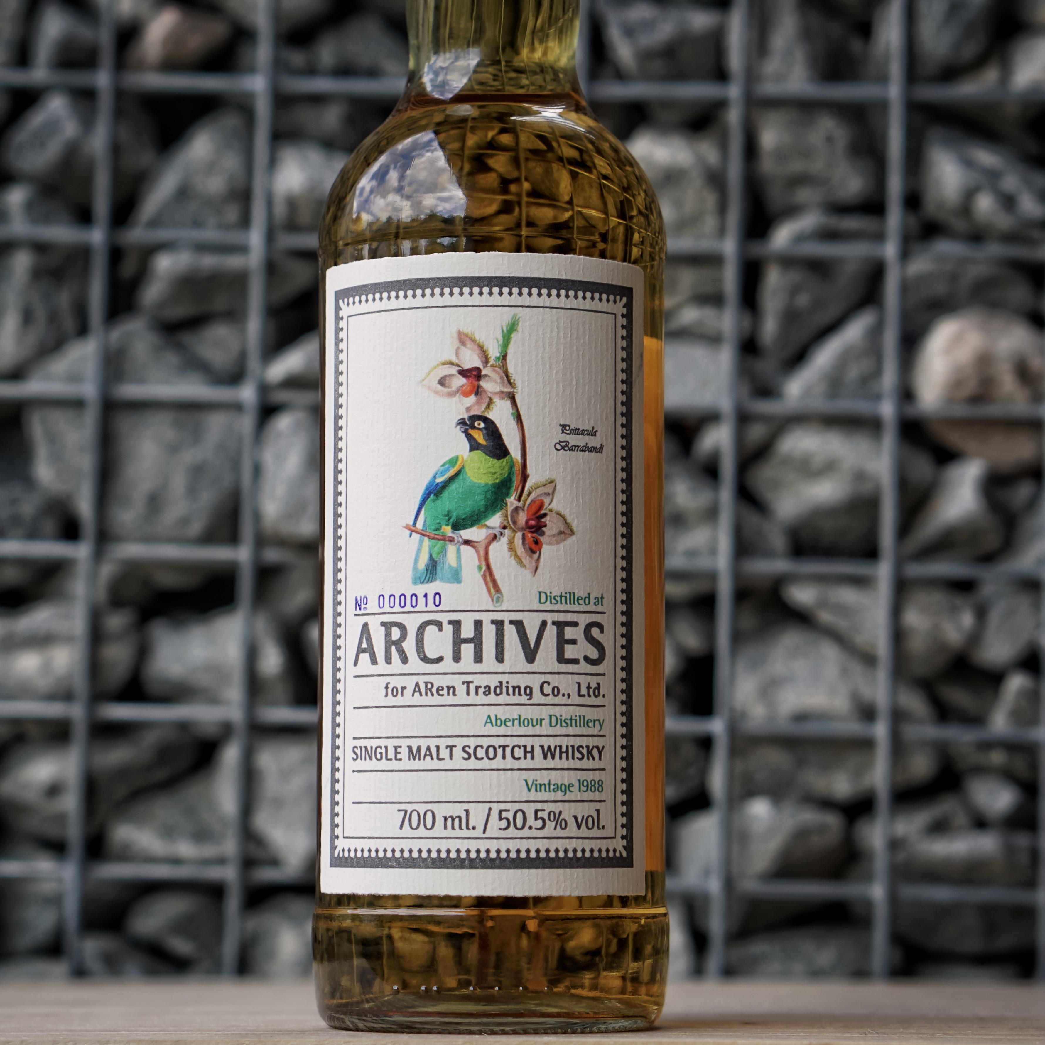 Aberlour 1988 Archives