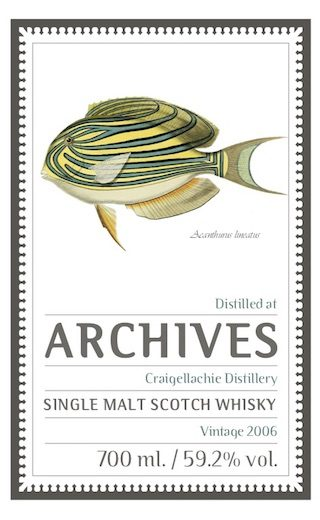 Craigellachie 2006 Archives